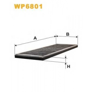 WIX FILTERS WP6801