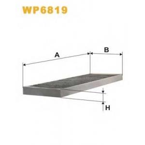 ������, ������ �� ���������� ������������ wp6819 wix - OPEL VECTRA B ��������� ������ ����� (38_) ��������� ������ ����� 1.6 i