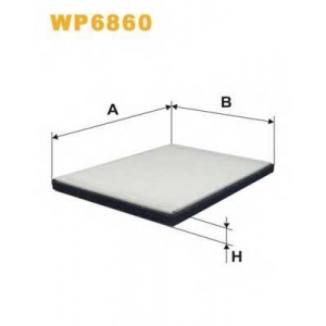 WIX FILTERS WP6860