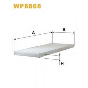 WIX WP6868 Запчасть