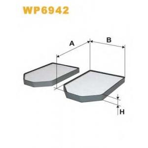 WIX WP6942 Фильтр салона