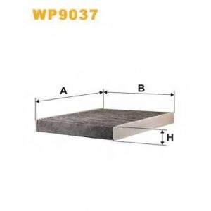 ������, ������ �� ���������� ������������ wp9037 wix - SEAT IBIZA V (6J5) ��������� ������ ����� 1.2