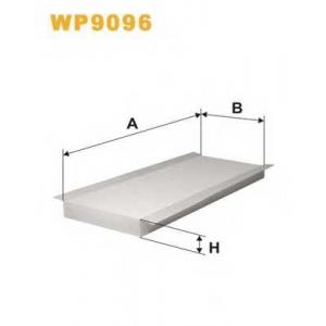 WIX FILTERS WP9096 Фильтр салона WP9096/K1113 (пр-во WIX-Filtron)
