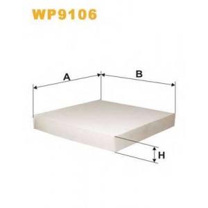 WIXFILTRON WP9106 Фільтр салону
