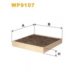 WIXFILTRON WP9107 Фільтр салону
