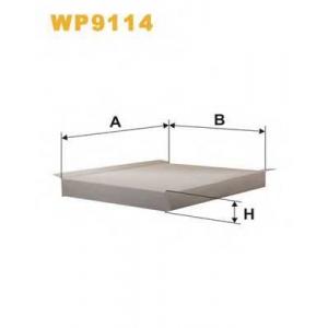 WIX WP9114 Фильтр салона (K 1102)