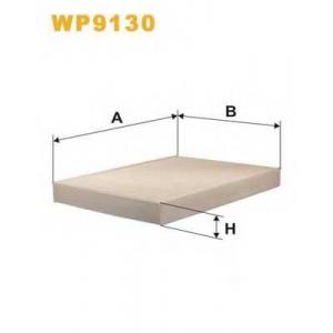 WIX FILTERS WP9130 Фильтр салона FIAT DOBLO WP9130/K1101 (пр-во WIX-Filtron)