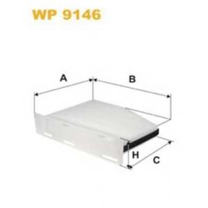 WIXFILTRON WP9146 Фільтр салону