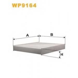 ������, ������ �� ���������� ������������ wp9164 wix - FORD C-MAX II ��� 1.6 Ti