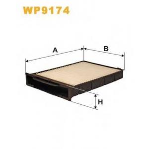 ������, ������ �� ���������� ������������ wp9174 wix - RENAULT MEGANE II ��������� (KM0/1_) ��������� 1.9 dCi