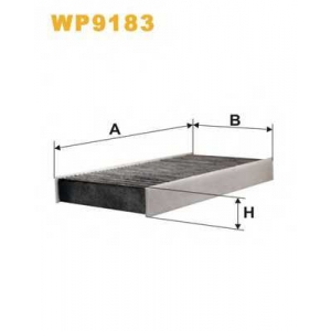 WIXFILTRON WP9183 Фільтр салону