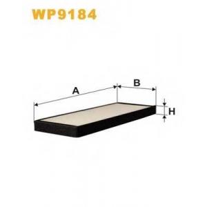WIX WP9184 Фильтр салона (K 1158-2x)