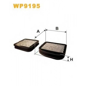 WIX FILTERS WP9195