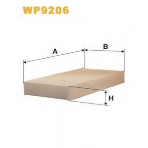 ������, ������ �� ���������� ������������ wp9206 wix - HONDA CIVIC VII Hatchback (EU, EP, EV) ��������� ������ ����� 1.4 iS (EP1)