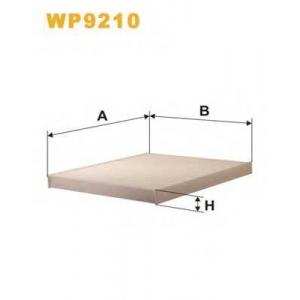 WIXFILTERS WP9210 Фiльтр повiтря 1122