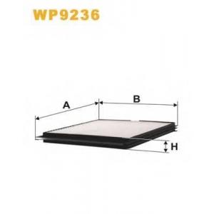 WIX WP9236 Запчасть