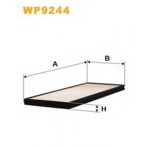Фильтр, воздух во внутренном пространстве wp9244 wix - HYUNDAI ACCENT II (LC) Наклонная задняя часть 1.3