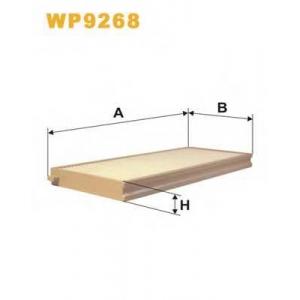 WIX WP9268 Фильтр салона (K 1203-2x)