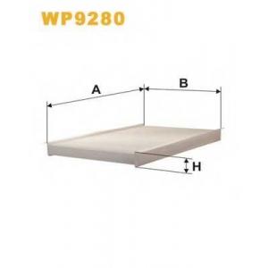 WIXFILTRON WP9280 Фільтр салону