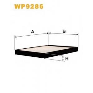 WIX FILTERS WP9286 Фильтр салона (пр-во WIX-Filtron) Распродажа