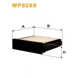WIX WP9288 Запчасть