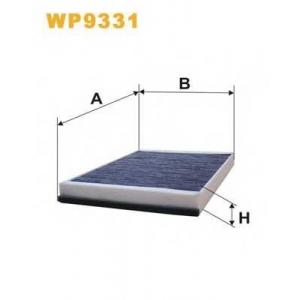 WIXFILTRON WP9331 Фільтр салону