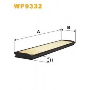 WIX FILTERS WP9332 Фильтр салона MB E-KLASSE (124) 93-97 (2шт.) (пр-во WIX-FILTERS)