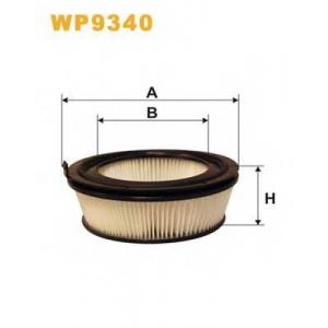 WIX FILTERS WP9340 Фильтр салона BMW 3 (E36) 90-00 (2шт.) (пр-во WIX-Filtron)