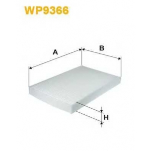 WIX FILTERS WP9366