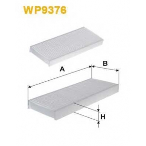 WIX FILTERS WP9376
