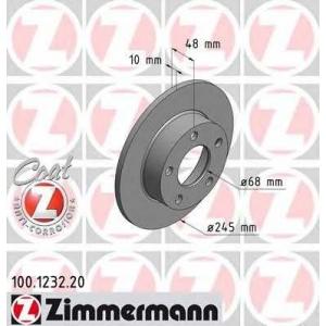 ZIMMERMANN 100123220 TARCZA HAMULC. VW PASSAT 4MOTION  00-05 TY?