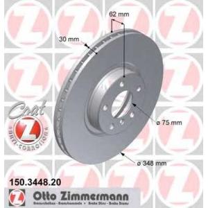 ZIMMERMANN 150.3448.20 L/R BMW X5 (E70), X5 (F15, F85), X6 (E71, E72), X6 (F16, F86) 2.0H-4.8 02.07-