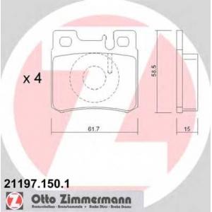 ZIMMERMANN 21197.150.1