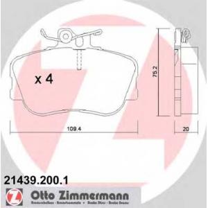 ZIMMERMANN 21439.200.1