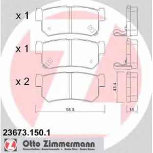 ZIMMERMANN 23673.150.1