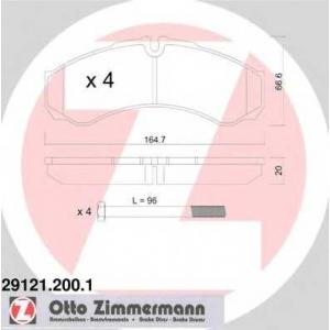 ZIMMERMANN 29121.200.1