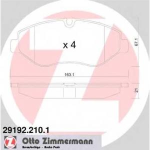 291922101 ottozimmermann