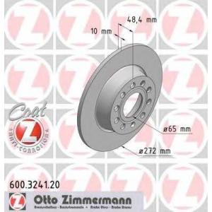 ZIMMERMANN 600.3241.20 Диск гальмівний