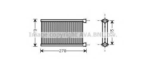 Кожухотрубный испаритель Alfa Laval DH2-272 Камышин