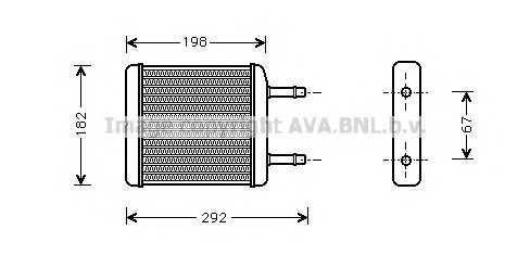 Паяный теплообменник HYDAC HEX S522-110 Новосибирск