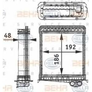 Теплообменник behr Пластинчатый теплообменник Tranter GL-145 N Юрга