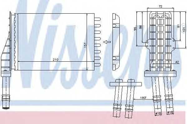 Кожухотрубный конденсатор Alfa Laval CRF213-5-S 2P Кисловодск