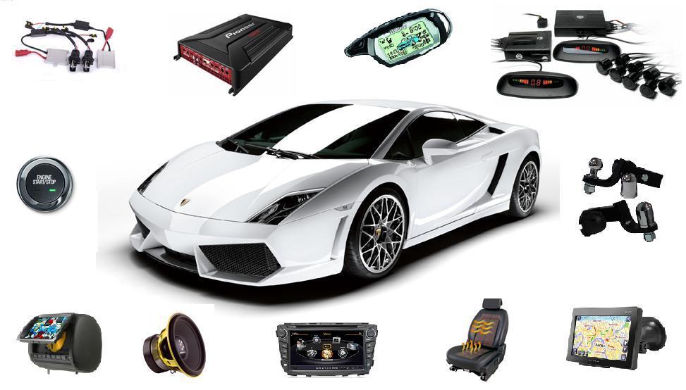 Оборудование для авто на автомобиль
