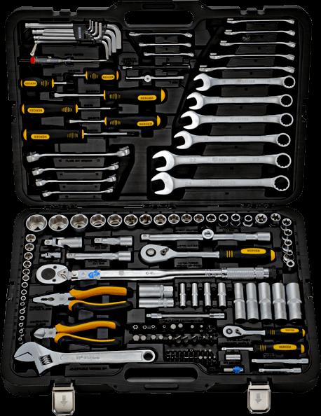 Наборы инструментов на автомобиль