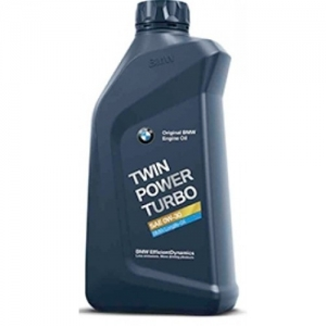 BMW 83212365929 BMW Twinpower Tubo Oil Longlife-04 SAE 0W-30 1L (x12) 1