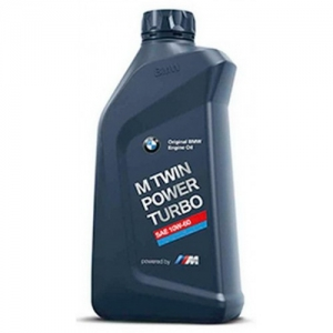 BMW 83212365924 BMW M Twinpower Tubo Oil SAE 10W-60 1L (x12) 1